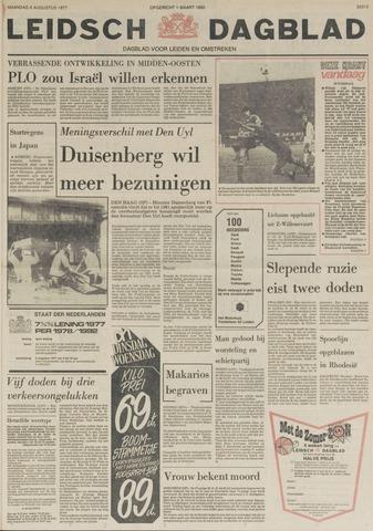 Leidsch Dagblad 1977-08-08
