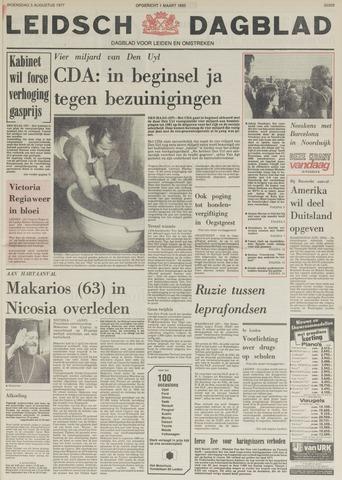 Leidsch Dagblad 1977-08-03