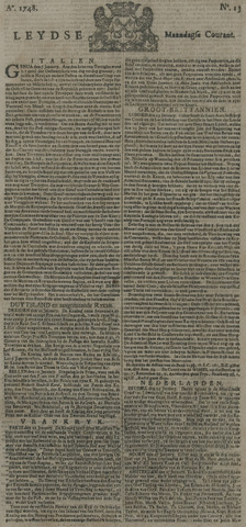 Leydse Courant 1748-01-29