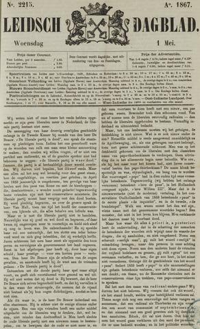 Leidsch Dagblad 1867-05-01