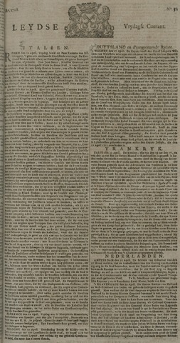Leydse Courant 1728-04-30