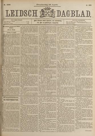 Leidsch Dagblad 1899-04-13