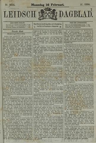 Leidsch Dagblad 1880-02-16