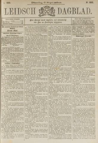 Leidsch Dagblad 1892-09-06
