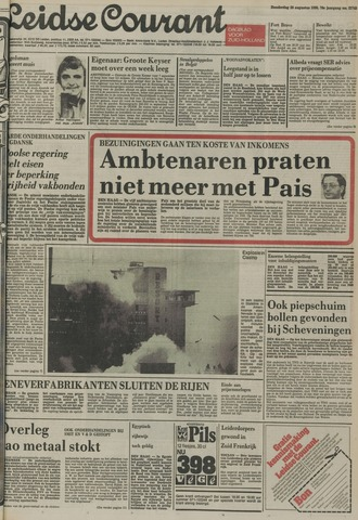 Leidse Courant 1980-08-28