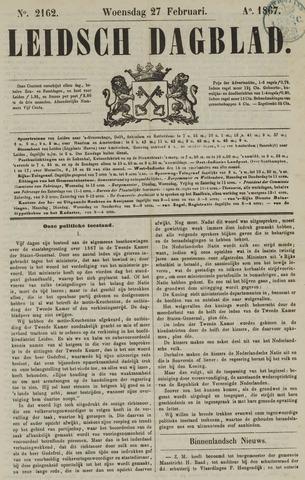 Leidsch Dagblad 1867-02-27