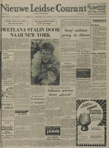 Nieuwe Leidsche Courant 1967-04-22