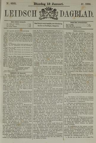 Leidsch Dagblad 1880-01-13