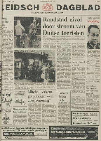 Leidsch Dagblad 1973-04-21