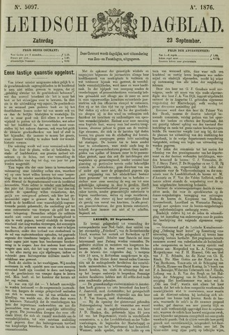 Leidsch Dagblad 1876-09-23