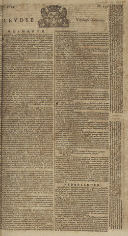 Leydse Courant 1754-09-06