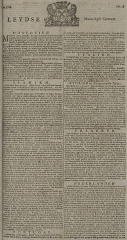 Leydse Courant 1729-02-07
