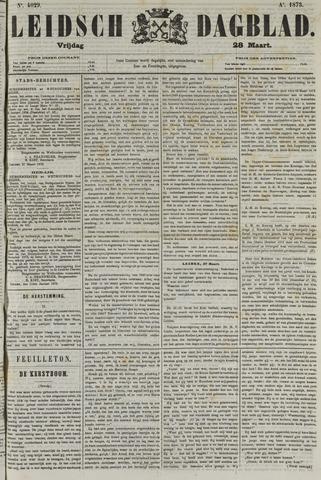 Leidsch Dagblad 1873-03-28