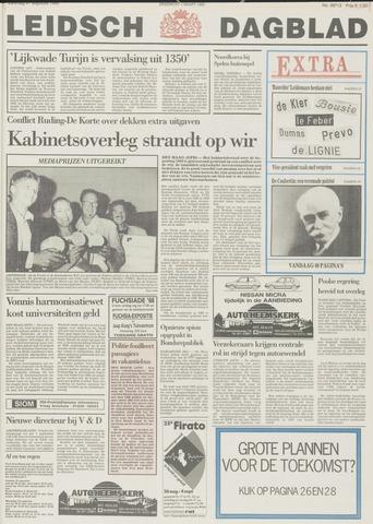 Leidsch Dagblad 1988-08-27