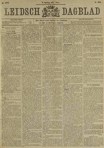 Leidsch Dagblad 1904-05-27