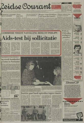 Leidse Courant 1988-01-27
