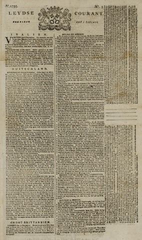 Leydse Courant 1795-01-07