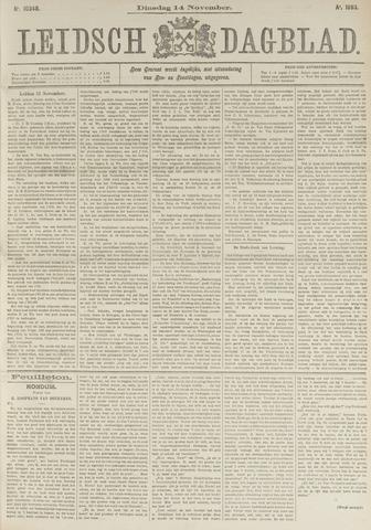 Leidsch Dagblad 1893-11-14
