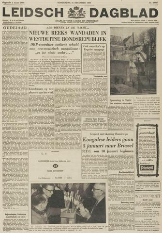 Leidsch Dagblad 1959-12-31