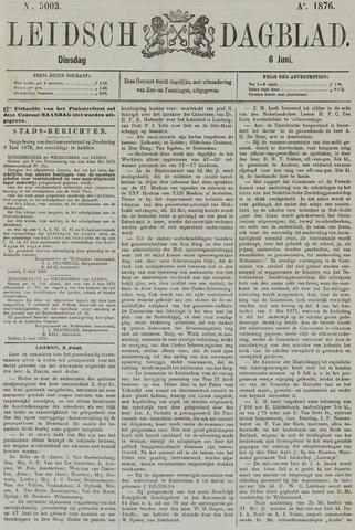 Leidsch Dagblad 1876-06-06