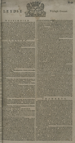 Leydse Courant 1726-05-31