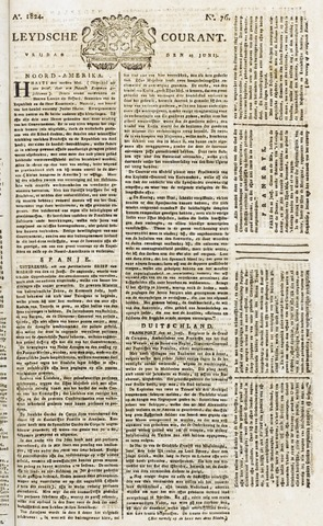 Leydse Courant 1824-06-25