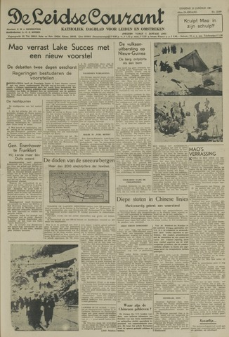 Leidse Courant 1951-01-23