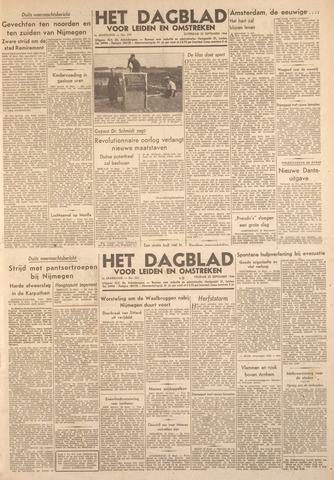 Dagblad voor Leiden en Omstreken 1944-09-22
