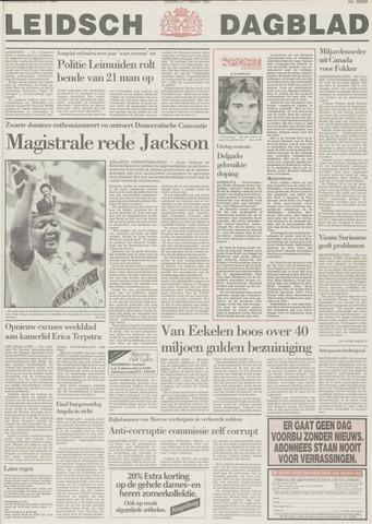 Leidsch Dagblad 1988-07-20