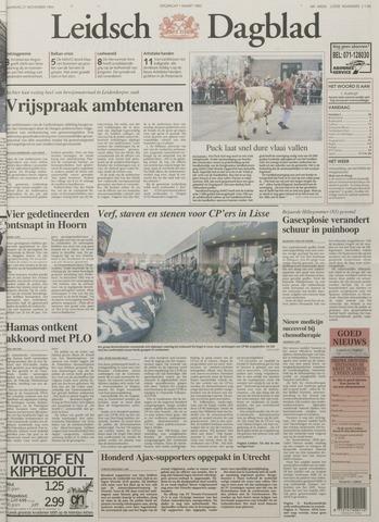 Leidsch Dagblad 1994-11-21
