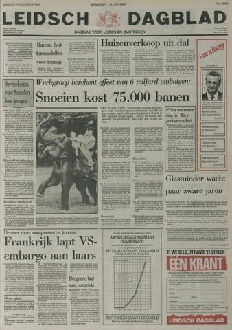 Leidsch Dagblad 1982-08-24