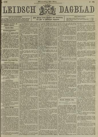 Leidsch Dagblad 1911-05-29