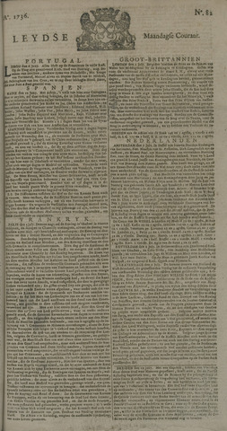 Leydse Courant 1736-07-09