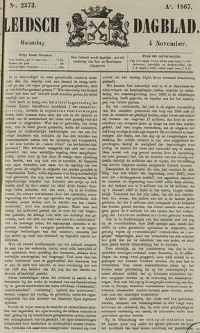 Leidsch Dagblad 1867-11-04