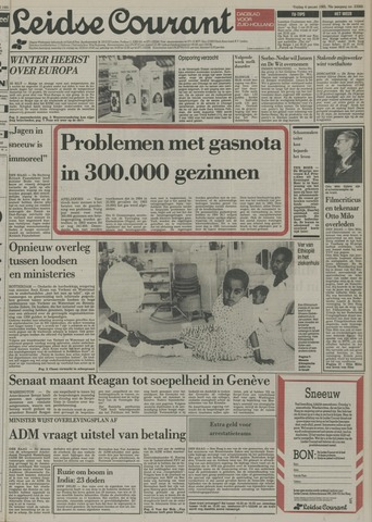 Leidse Courant 1985-01-04