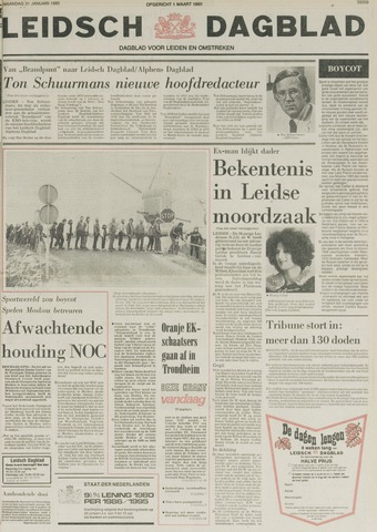 Leidsch Dagblad 1980-01-21