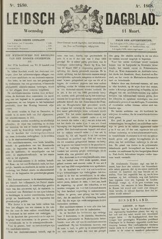 Leidsch Dagblad 1868-03-11