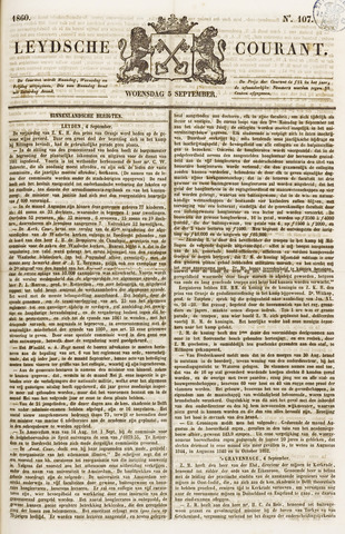 Leydse Courant 1860-09-05