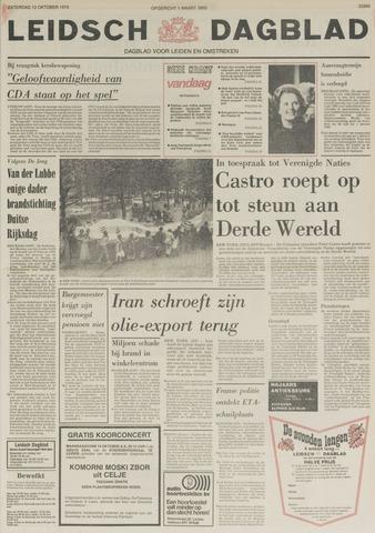 Leidsch Dagblad 1979-10-13