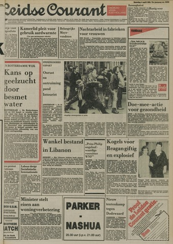 Leidse Courant 1981-04-04