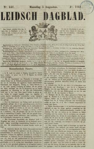 Leidsch Dagblad 1861-08-05