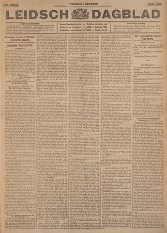 Leidsch Dagblad 1926-10-01