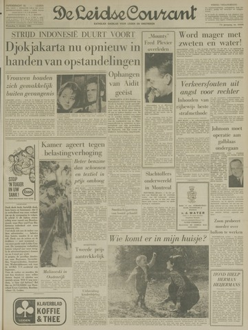 Leidse Courant 1965-10-06