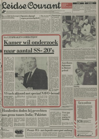Leidse Courant 1985-10-04