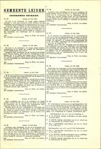 Handelingen van de Raad 1946-07-13