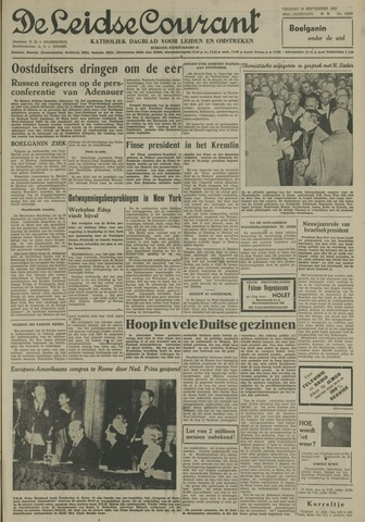 Leidse Courant 1955-09-16
