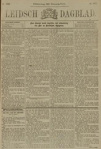 Leidsch Dagblad 1890-12-23