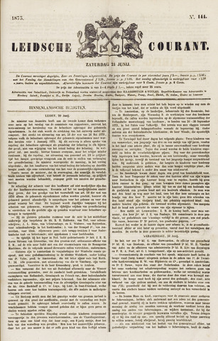 Leydse Courant 1873-06-21