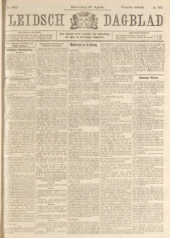 Leidsch Dagblad 1915-04-17