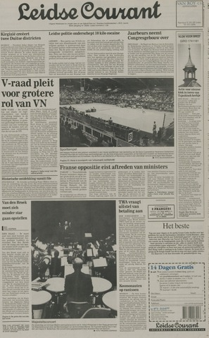 Leidse Courant 1992-02-01